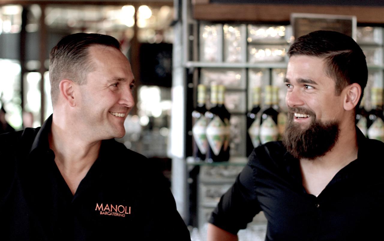 Peer Zimmermann, Partner und Marcus Hinrichsen, Project Manager